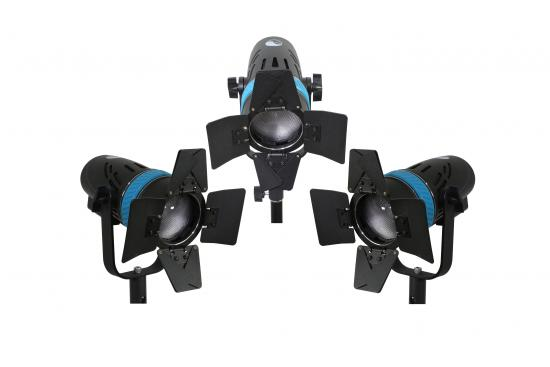 Second Wave Bi-Color Kit 3 x CMT60 Spotlight