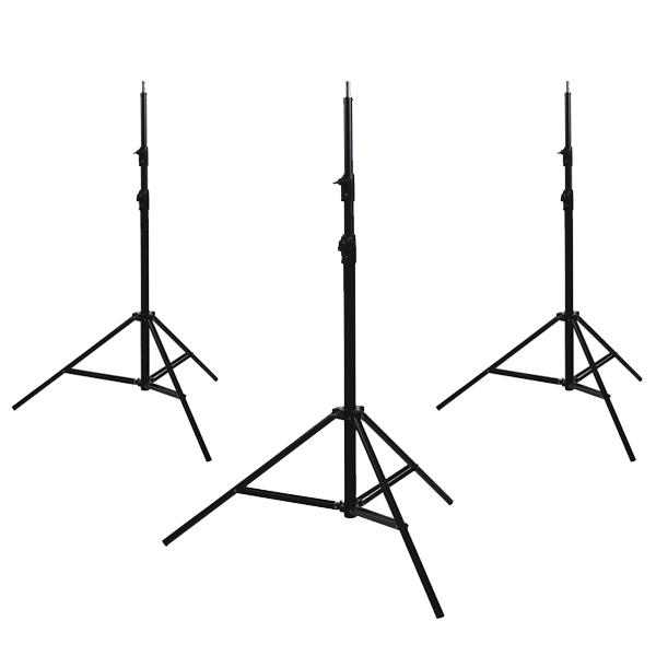 Second Wave light stand big 3x Set